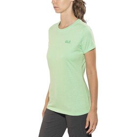 Jack Wolfskin Essential T-Shirt Damen pale mint